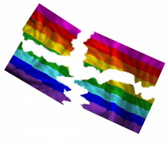tromperie idéologie LGBT riposte
