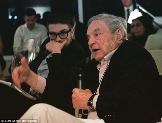 Alexandre George Soros succession fils idéologue gauche