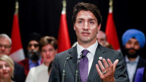 Attentat Terroriste Mosquée Québec trudeau Frontières Canada Trump