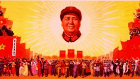 Chine professeur université critique Mao retraite