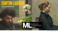Exposition: PEINTUREFantin-Latour, à fleur de peau ♥♥♥