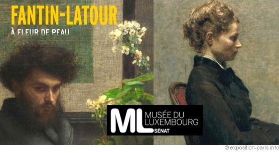Fantin Latour fleur peau peinture exposition