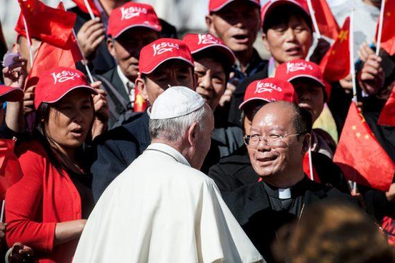 François religion libre Chine