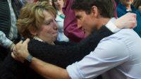 Le billetJustin Trudeau, la Canadienne, le sentiment et l'énergie: la politique du Hug
