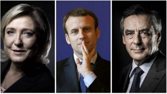 Le Pen Fillon Macron Affaires Manoeuvres Présidentielle