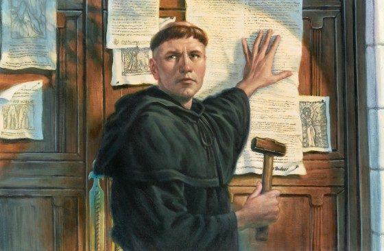 Luther témoin Evangile Conseil pontifical unité chrétiens
