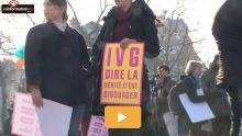 Marche pour la vie: 50.000 personnes à Paris contre l'avortement