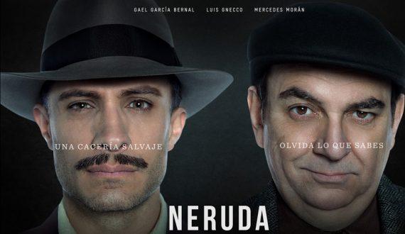 Neruda Drame Historique Comédie Film