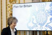 Theresa May&nbsp;:<br>le Brexit sera bien un Brexit
