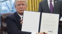 Trump a pris l'une des premières mesures de son mandat en retirant son pays du TPP.