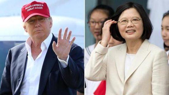 Tsaï présidente Taïwan escale Etats Unis communistes Pékin Chine