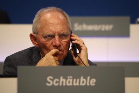 Wolfgang Schäuble erreurs Politique migratoire Allemagne ministre