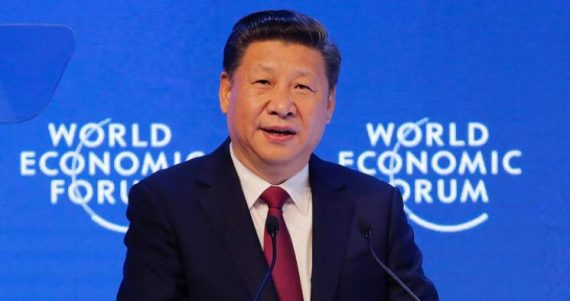 Xi Jinping Davos Chine communiste gouvernance globale