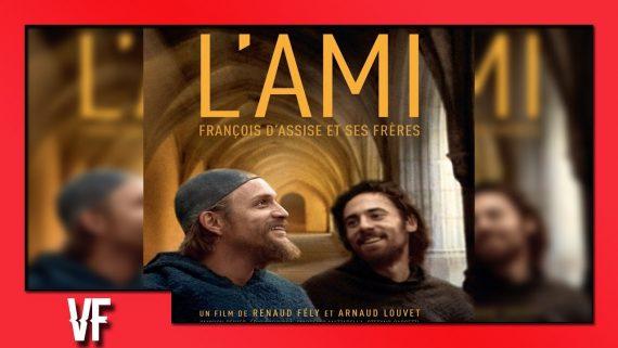 ami François Assise frères drame historique film