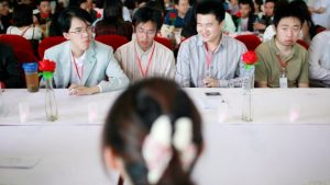 30 millions célibataires chinois mâles 2050 marché mariage
