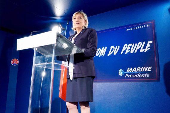 44 proportion ouvrier intention voter Marine Le Pen Présidentielle 2017 chiffre