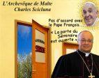 «Amoris laetitia»: les séminaristes de Malte invités à partir s'ils sont en désaccord avec le pape François