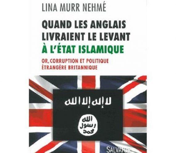 Anglais livraient Levant Etat islamique Lina Murr Nehmé