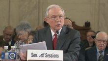 Le Sénat confirme la nomination de Jeff Sessions au poste d'Attorney General