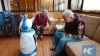 La Chine va appliquer l'intelligence artificielle aux services de santé et de soins aux personnes âgées