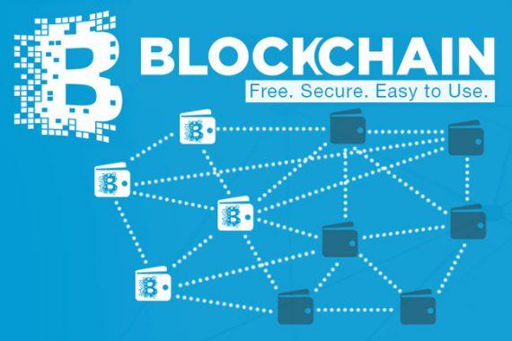 Forum économique mondial promotion blockchain registre virtuel transactions