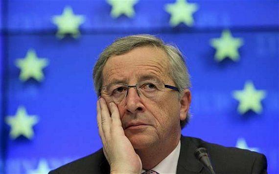 Juncker doute Union européenne