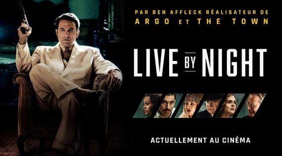 Live night policier drame historique film