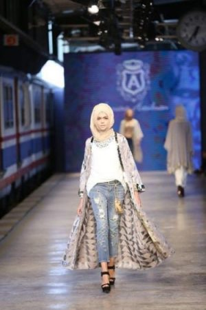 Londres Modest Fashion Week musulmane
