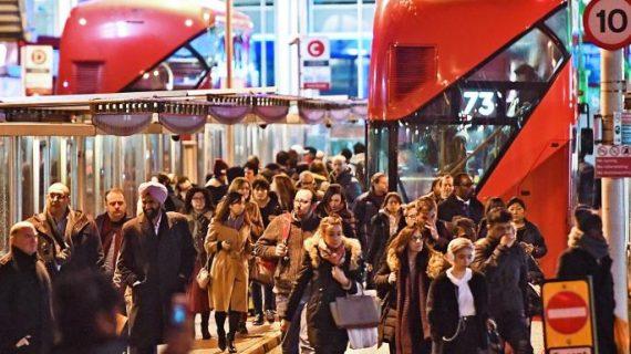 Londres Pollution Air Transports Commun Voiture Angoisse Verte