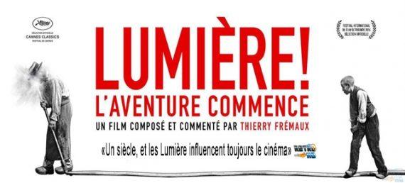 Lumière aventure commence documentaire film