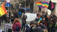 Mobilisation contre la conférence de Philippe Ariño