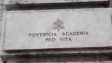 Purge: l'Académie pontificale pour la vie (APV) sans membres…