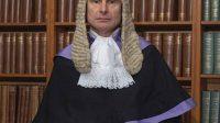 Le juge Robin Tolson.
