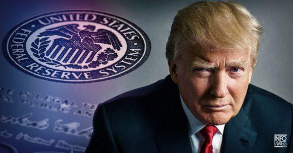Trump FED Groupe Bâle Finance Mondialiste Socialiste