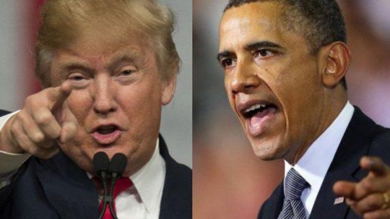 Trump Opposition Illégale Obama Coup Etat Démocrate USA
