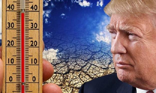Trump Retrait Accord Paris climat Myron Ebell