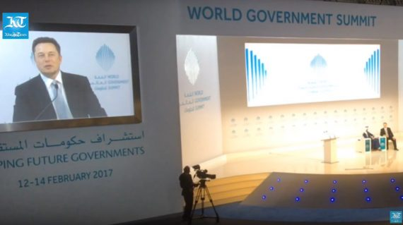 World Government Summit Dubaï sommet gouvernements monde globalisme