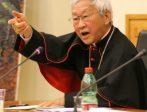 Le cardinal Zen redoute une «trahison» par le Vatican des courageux catholiques de Chine restés fidèles à Rome