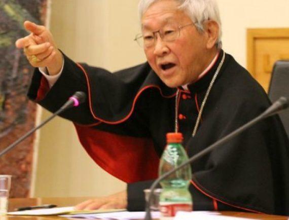 cardinal Joseph Zen vatican trahison catholiques église Chine