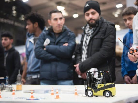 migrants Autriche 90 pourcent réfugiés sans emploi