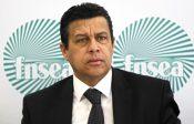 Xavier Beulin, le très contesté patron de la FNSEA est mort à 58 ans