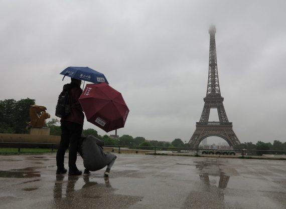 nombre touristes moins visité Ile de France 2016 chiffre