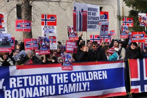 violation droits parentaux Norvège CEDH