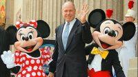 Michael Eisner, PDG de Disney.