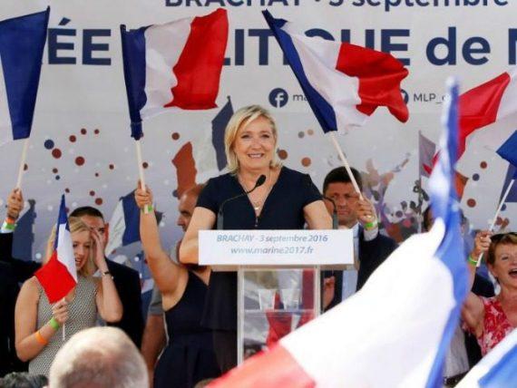 Bobby Vedral Goldman Sachs élection Marine Le Pen phrase