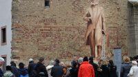 La Chine offre une statue de Karl Marx à la ville de Trèves en Allemagne