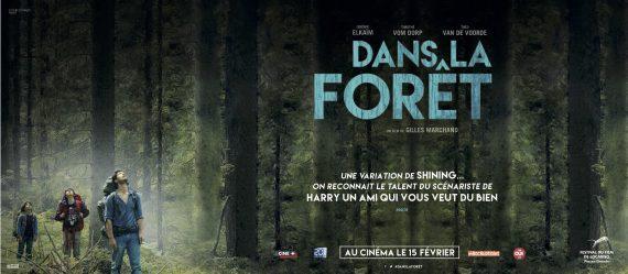 Dans forêt drame fantastique film