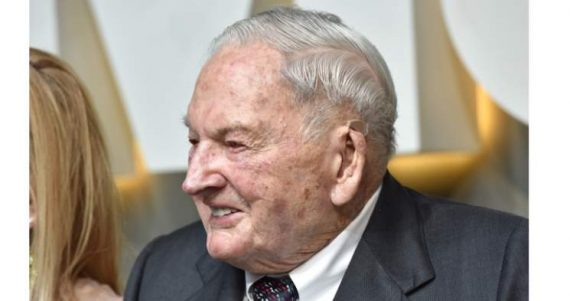 David Rockefeller financier mondialisme mort 101 ans
