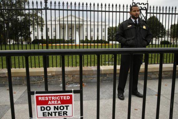 Donald Trump sécurité Maison Blanche ancien services secrets