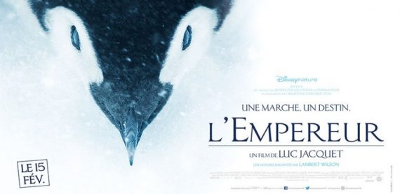 Empereur documentaire film animalier